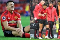 Alexis Sanchez knee injury: What's the damage? What Man Utd games will he miss?